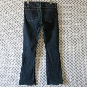 GAP 1969 Curvy Profile Dark Washed Denim Jeans